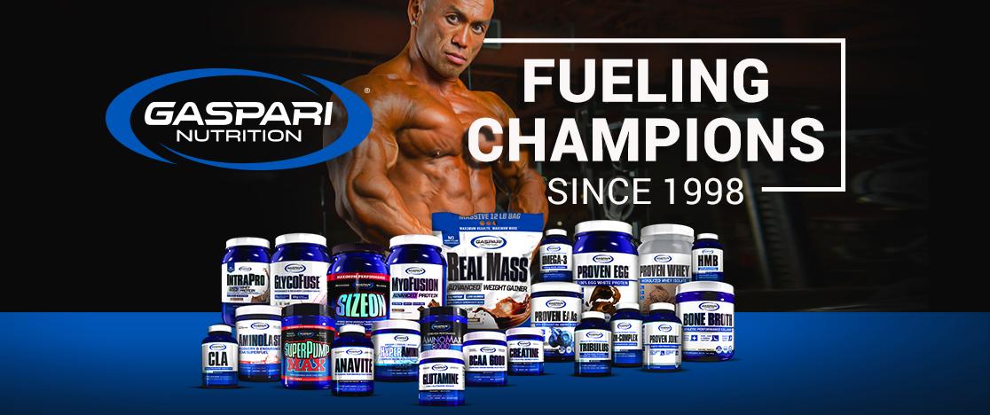 Gaspari Nutrition - Sportika Export Inc.