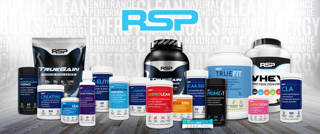 RSP Nutrition Products - Ultimate Sup